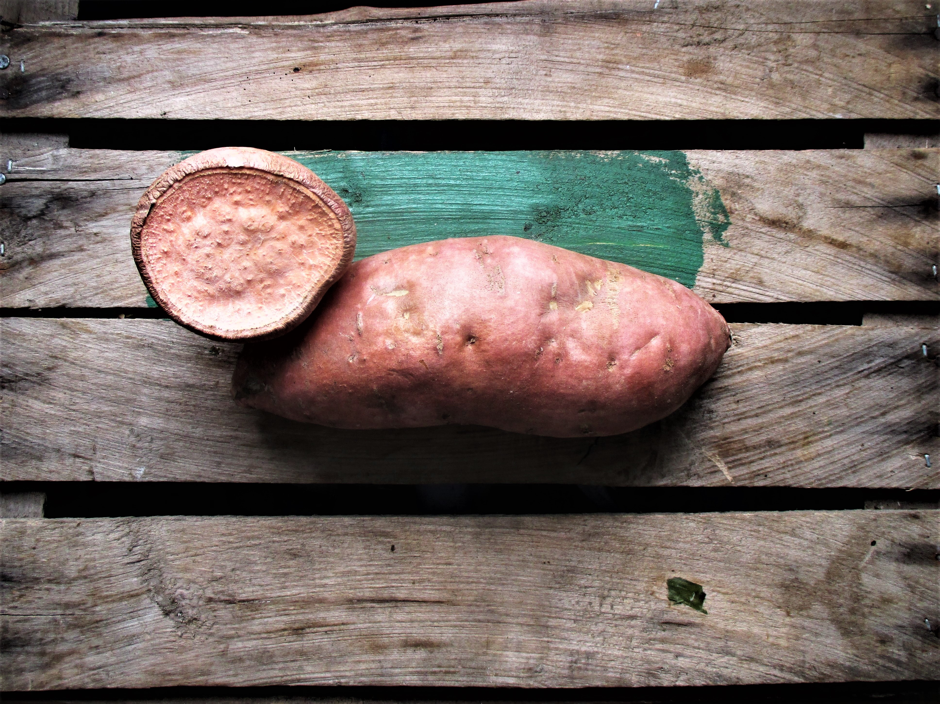 Sliced Sweet Potato | Iowa Herbalist