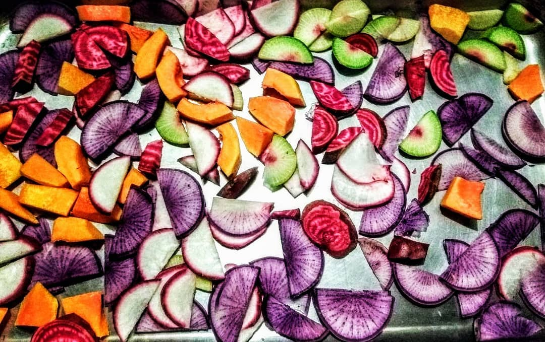 Roasted Root Medley | Iowa Herbalist